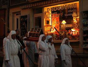 Photo: J31 : Saugues, procession de St Bénilde