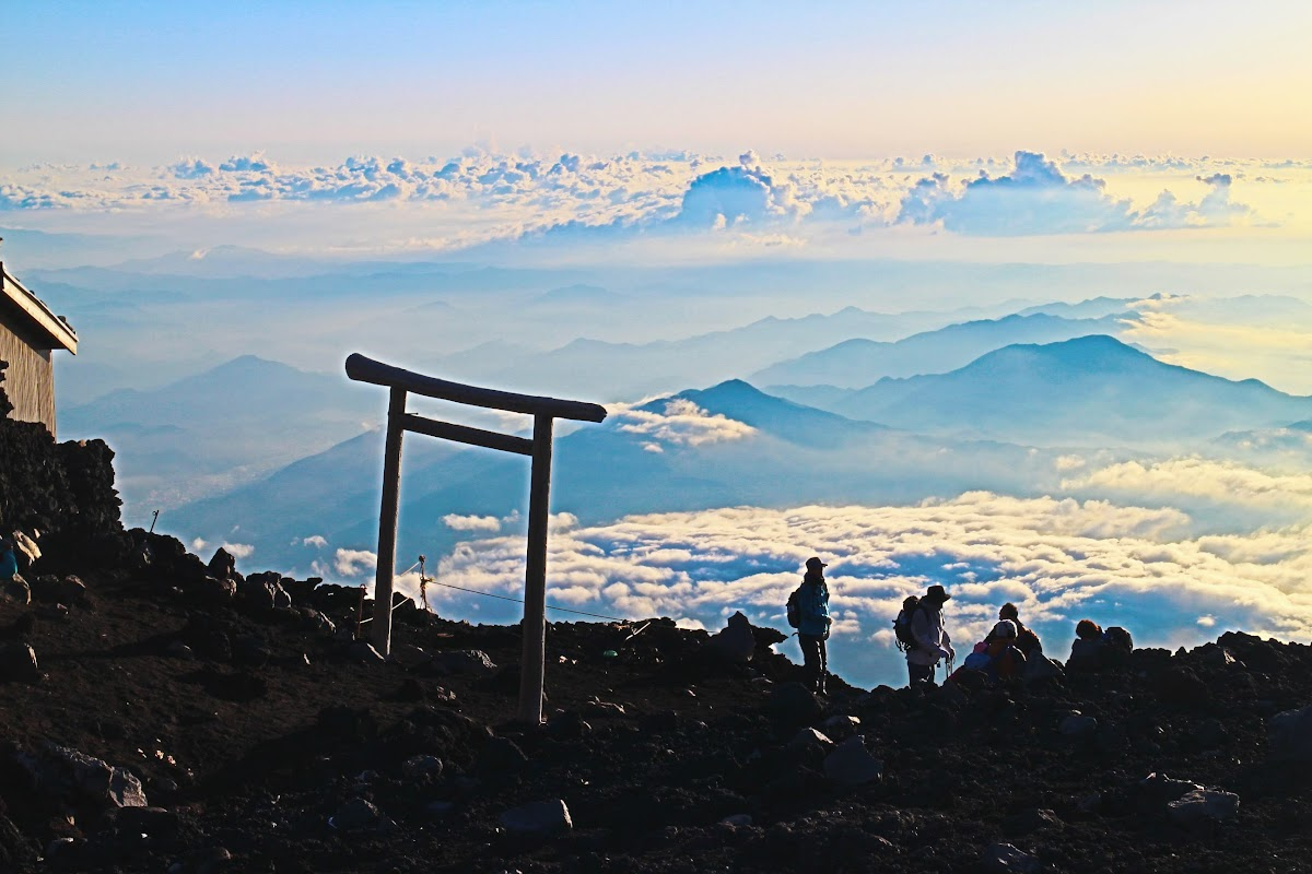 Trekking Adventures in Asia // Japan Mt Fuji Photo by Mindful Travel By Sara