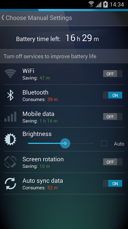 AVG Cleaner & Battery Saver - screenshot