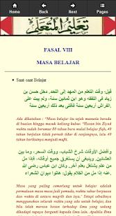 Taklim Muta'alim screenshot