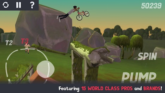 Pumped BMX 3- screenshot thumbnail