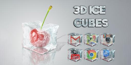 3Dアイスキューブソロのテーマ