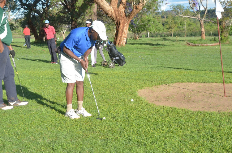 Makuyu golf course