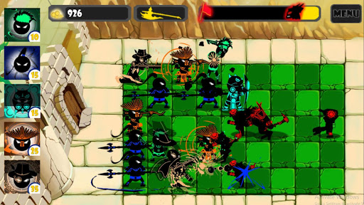 Stickman Legends : Stickman Vs Zombie 1.1 4