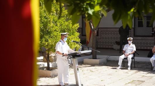 Homenaje a tres miembros de la Armada y sus vueltas al mundo