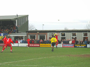 Photo: 29/01/05 v Barnet (Conference National) - contributed by Leon Gladwell