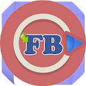 HD F.DW (Download Video FB) icon