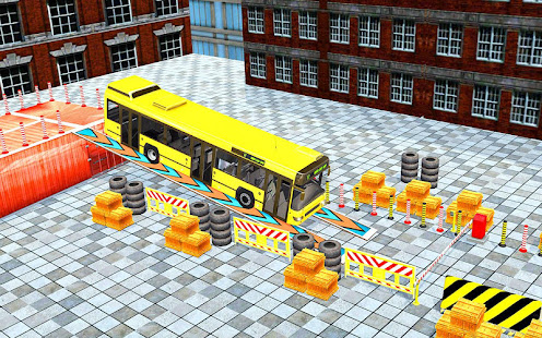 Download Bus Driving Simulator - Coach Parking Games For PC Windows and Mac apk screenshot 2