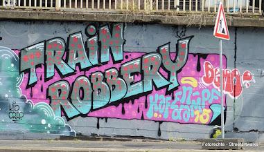 "Photo: Hafendampft 2015; JBCB ""Train Robbery"" DEMO KID CRAP"