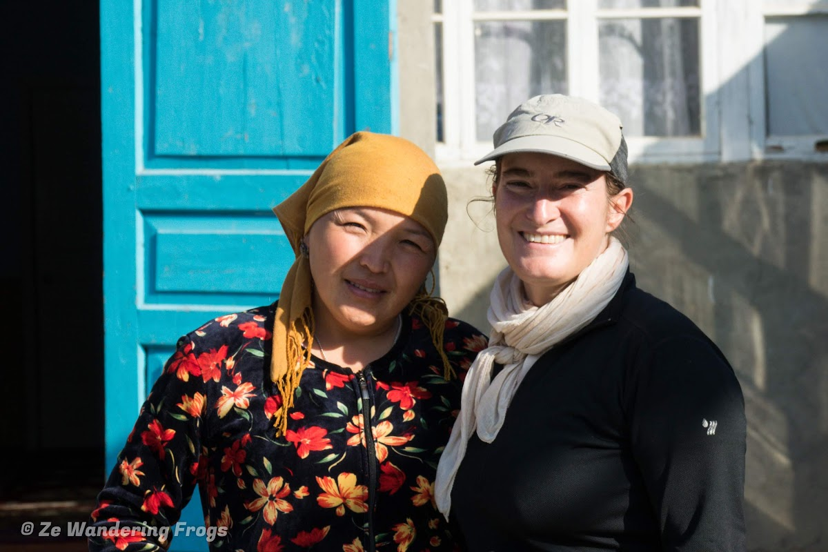 Kyrgyzstan Trekking: Guide to Sary-Chelek in the Tian Shan Mountains // Lovely stay with our host Kamilla