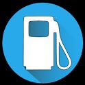 Fuel cost calculator icon