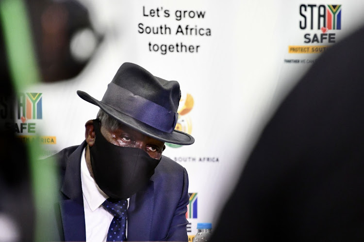 Police minister Bheki Cele said police are waiting for the Constitutional Court to give the green light to act regarding the arrest of former president Jacob Zuma.