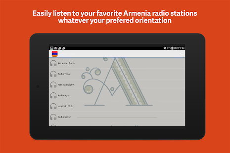 Armenia Radios- screenshot thumbnail