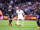 Dimitri Payet heeft zijn contract bij Marseille verlengd