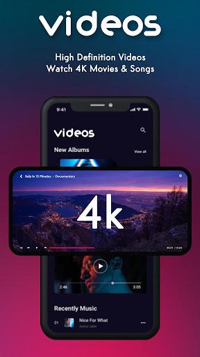 HD Video Player All Formats screenshot 3