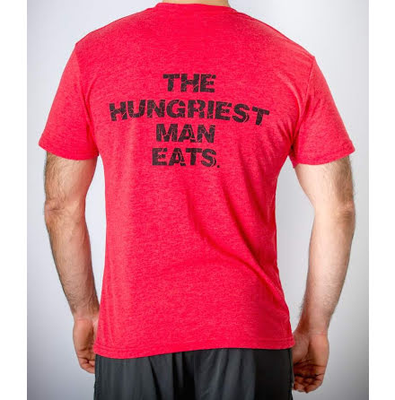 The Hungriest Man Eats, T-shirt