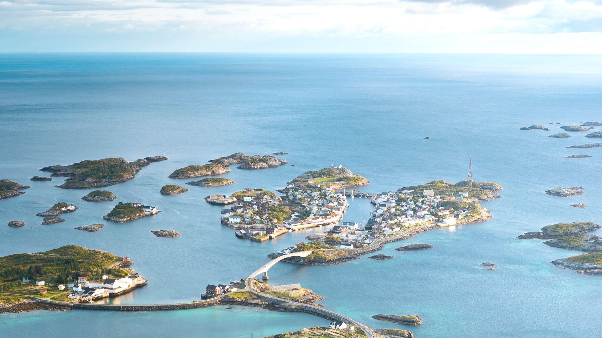 Яхтинг на Лофотенских островах