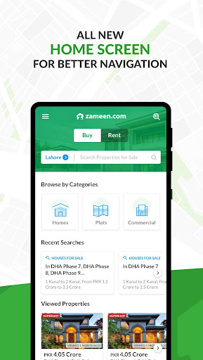 Zameen - No.1 Property Search and Real Estate App 3.6.0.3 screenshots 1