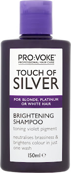 Pro:Voke Touch Of Silver Brightening Shampoo - 150ml