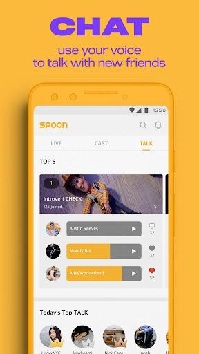 Spoon Radio screenshot 9