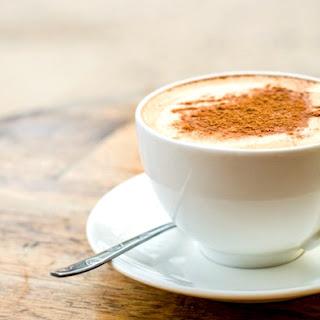 Non-coffee Vanilla Latte.