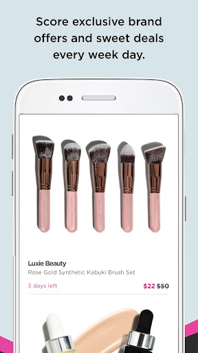 ipsy: Makeup, Beauty, and Tips app (apk) free download for Android/PC/Windows screenshot