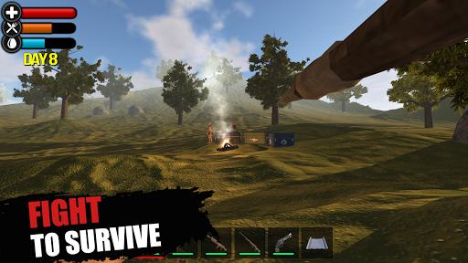 Just Survive: Raft Survival Island Simulator 1.2.4 Cheat screenshots 1