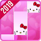 Magic Pink Tiles 2018: Piano Games 2 2.3.0