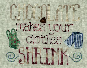 Photo: Completed 16 Apr 2007. Another gift project. This one is for my neighbor who took care of my dog while I was away and then spent the evening with me in the doggy emergency room once I returned.