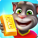 Talking Tom: Corsa all'oro icon