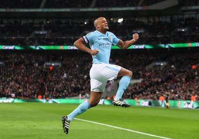🎥 Vincent Kompany offre la victoire à Manchester City grâce à un but époustouflant !