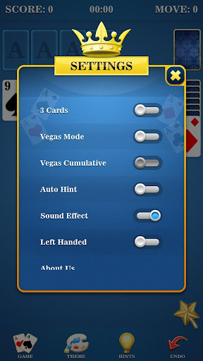 Solitaire: Free classic card game - screenshot