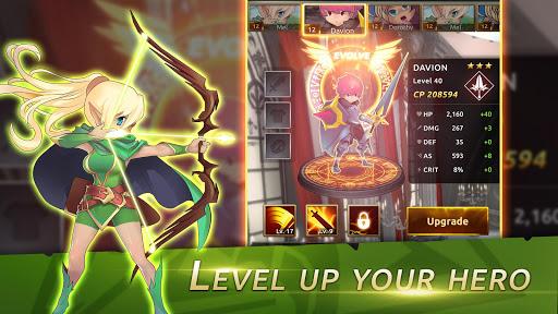 Knight War: Idle Defense Pro 1.0.8 screenshots 8
