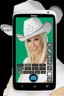 HD kamera Selfie - náhled