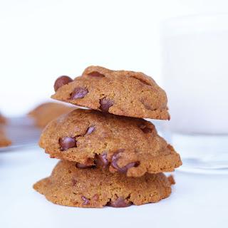 Gluten-Free Vegan Chocolate Chip Cookies