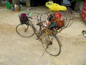 Photo: Day 238 - Chicken in a Basket (Vietnam)