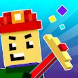 Diggerville - Digger Adventure | 3D Pixel Game apk