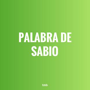 Palabra de Sabio - náhled