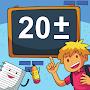 Премиум Add and subtract within 20 временно бесплатно