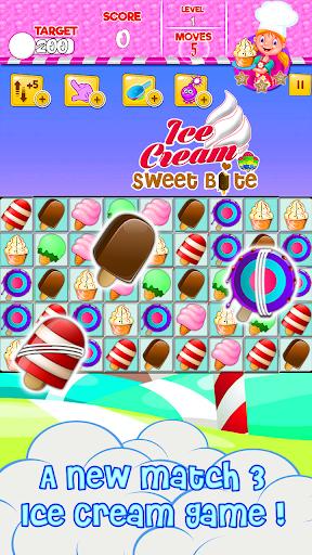 Ice Cream - Sweet Bite