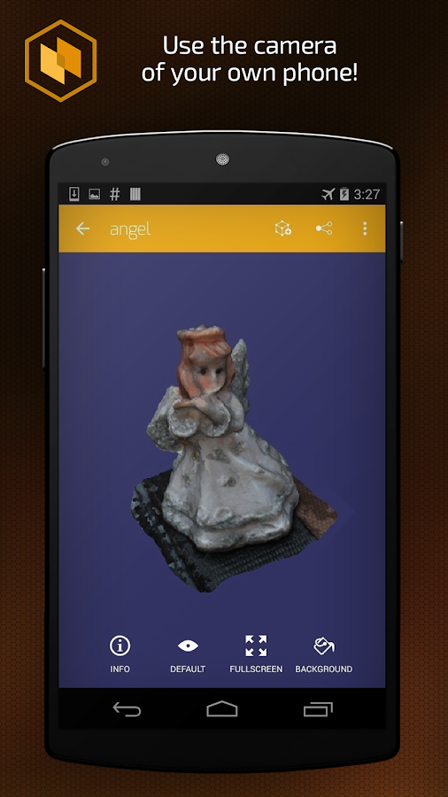 SCANN3D [Beta]- screenshot