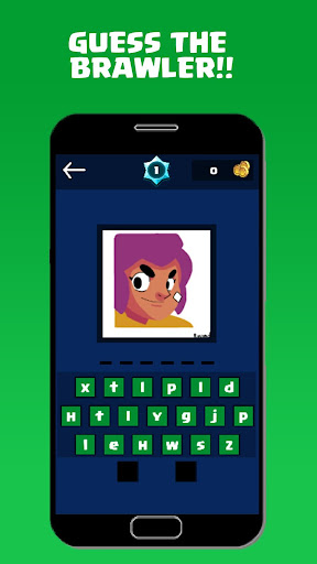 GUESS THE BRAWLER : BRAWL QUIZ 1.5 screenshots 2