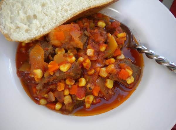 My Beef Stew Recipe
