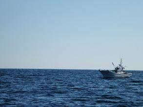 Photo: あらら。 こちらの船もご近所さん。