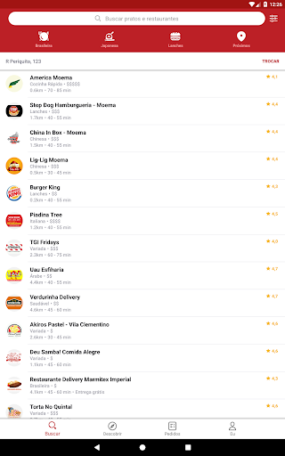 iFood - Delivery de Comida for PC