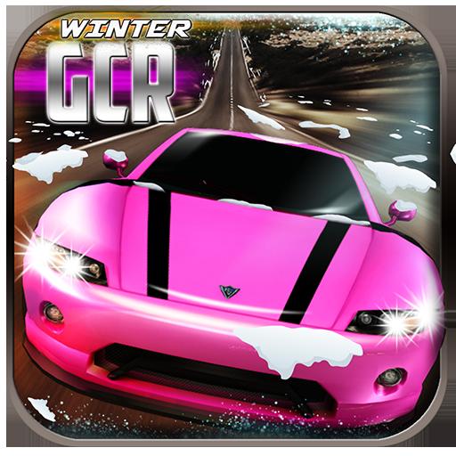 inverno corridas carro meninas
