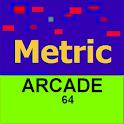 The Metric Arcade icon