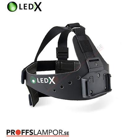 Tillbehör Huvudställning pro LEDX