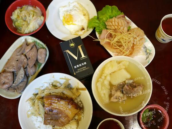財神爺魯肉飯~小菜種類超多,24小時營業不打烊