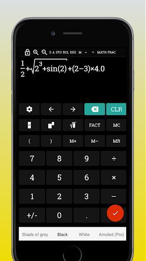 Scientific calculator Advanced fx 500es plus 500ms for PC